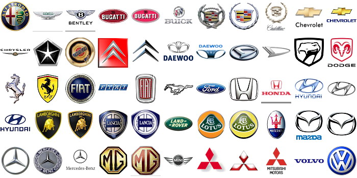 Learn Car Lgo Brands from A to Z  YouTube
